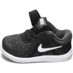 Photo of Nike Revolution 4 Toddler Shoe – Black Nike