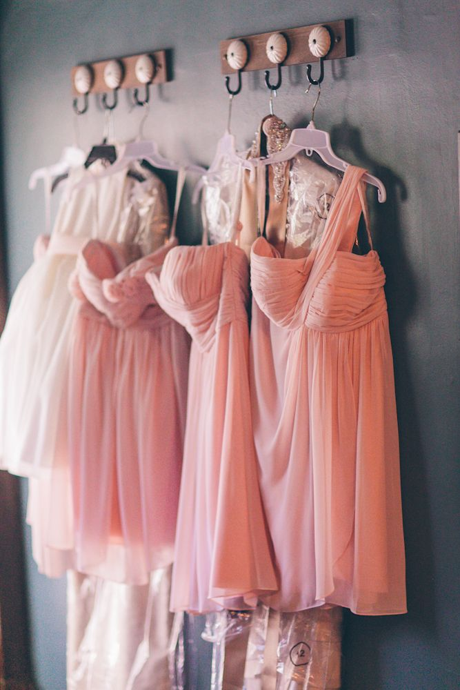 Nashville Garden Wedding | Pinterest | Pale pink bridesmaids ...