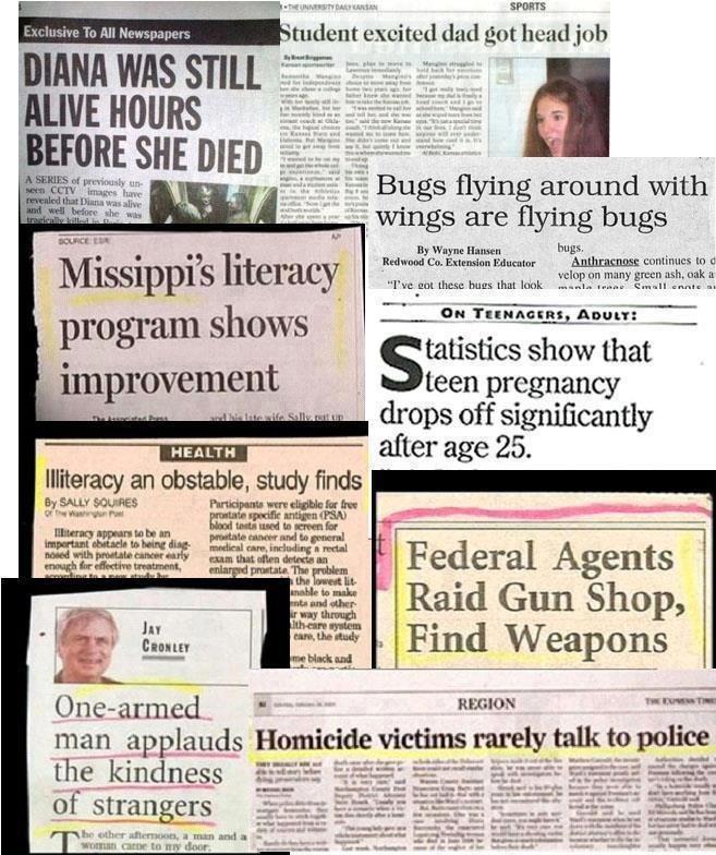 citas divertidas titulares
