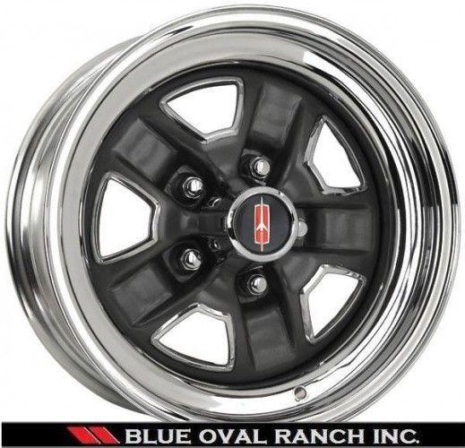 Olds Ssii Rallye Wheels Blue Oval Ranch Inc Wheel Oldsmobile Cutlass Rims