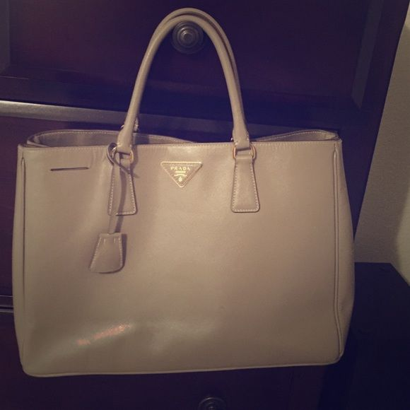 Authentic Used Prada Bag For In Good Condition There Are A Few Creases From Normal Wear And Tear Bags