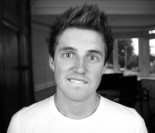 I don't know who you are Marcus Butler but you are fantastic!