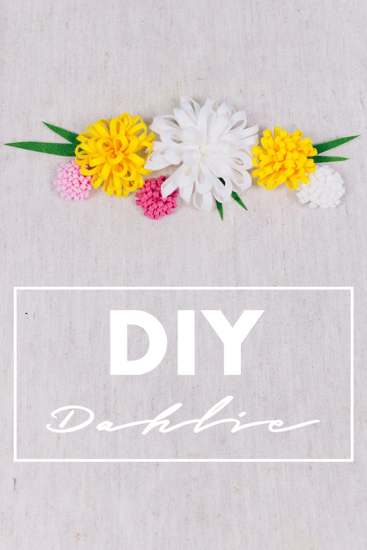 DIY Stoffblumen selber machen | Stoffblumen, Anemone und Ranunkeln