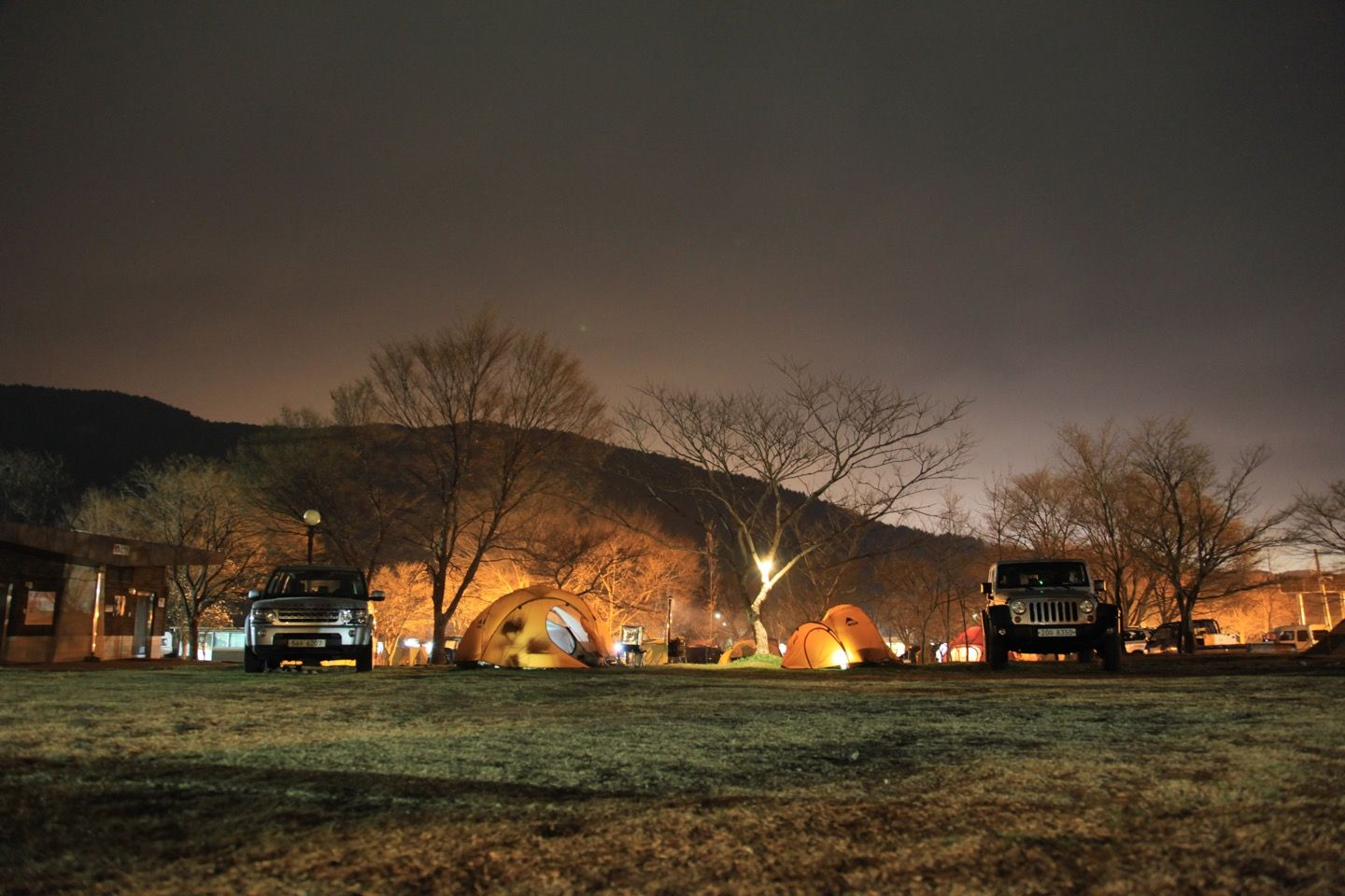 #Jeep #Wrangler #LandRover #Discovery4 #Camping #설악동야영장