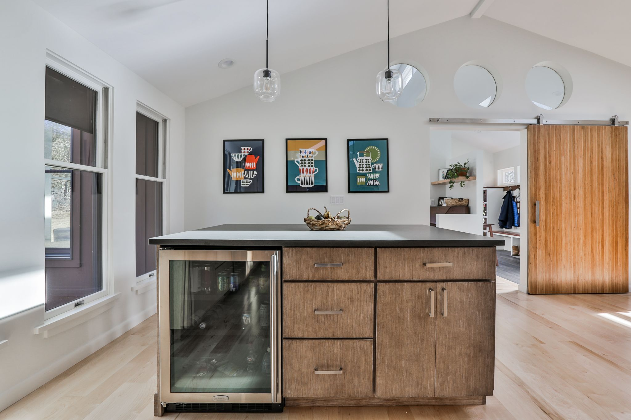 Kitchen Island Residential Additions Kitchen Redesign House Tours