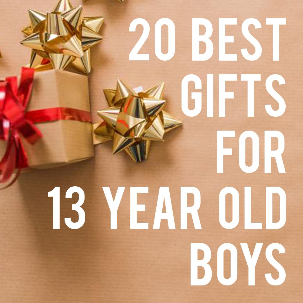 20 Best Christmas Gifts For 13 Year Old Boys If You Need Gift Ideas That