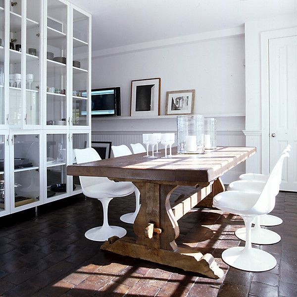 Design Icon Trestle Table Deco design, Salle et La cuisine