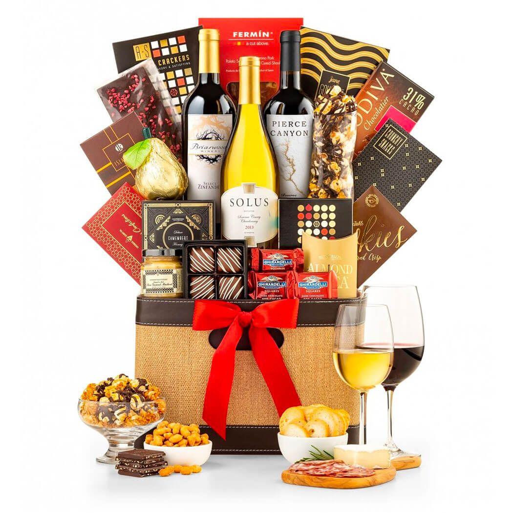 Good Wine For Gift Basket Ideas