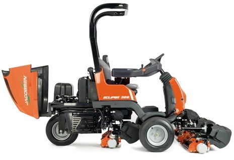 Jacobsen Eclipse 322 Riding Triplex Greens Mower | Golf & Country