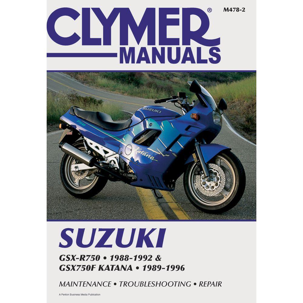 Clymer Suzuki & Katana - Boat Parts for Less