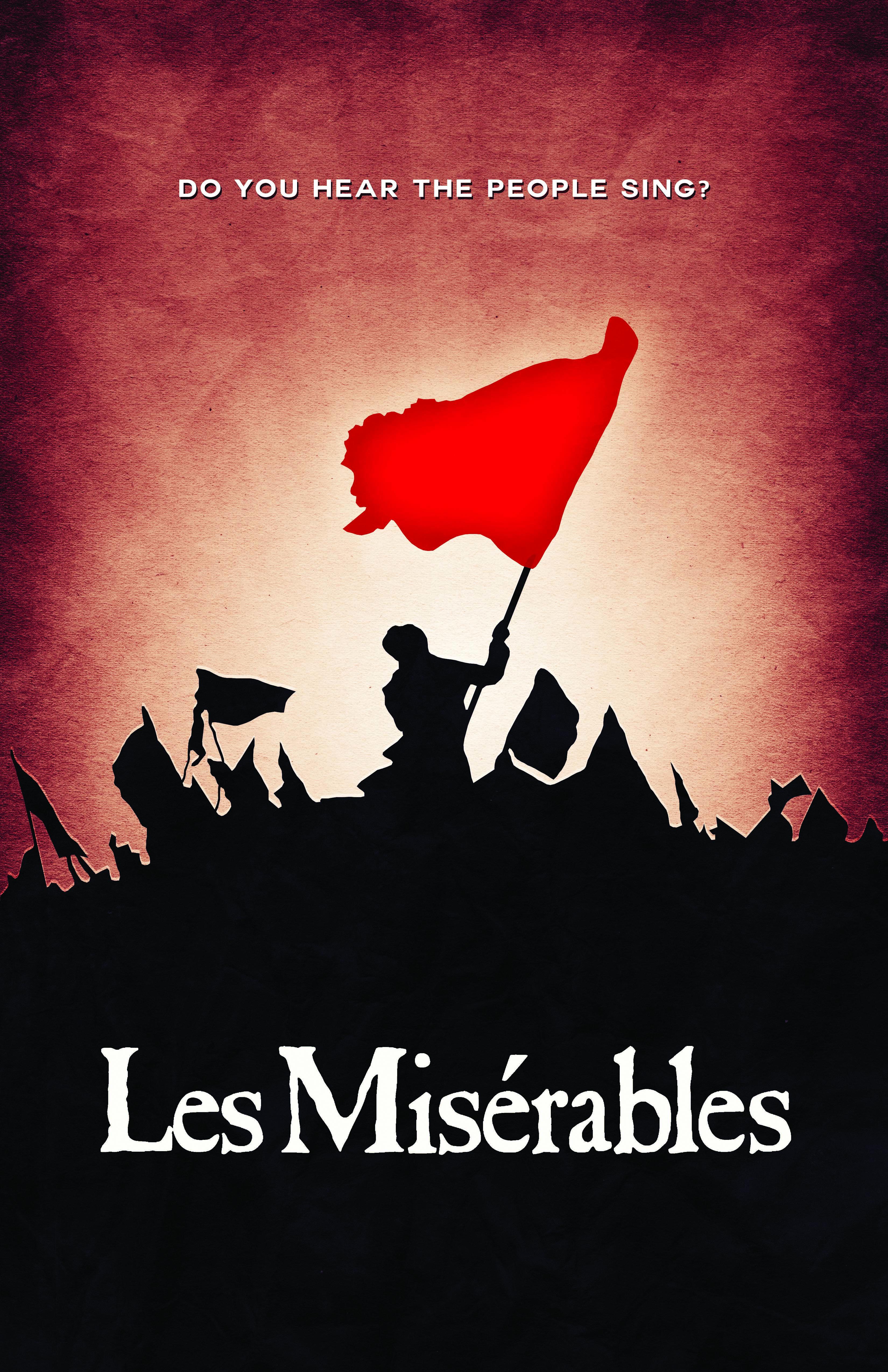 Les Miserables Movie Poster