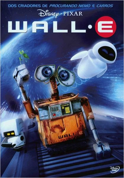 Wall E Fotos Wall E Poster Adorocinema Filmes Infantis Capas De Filmes Filmes Familiares