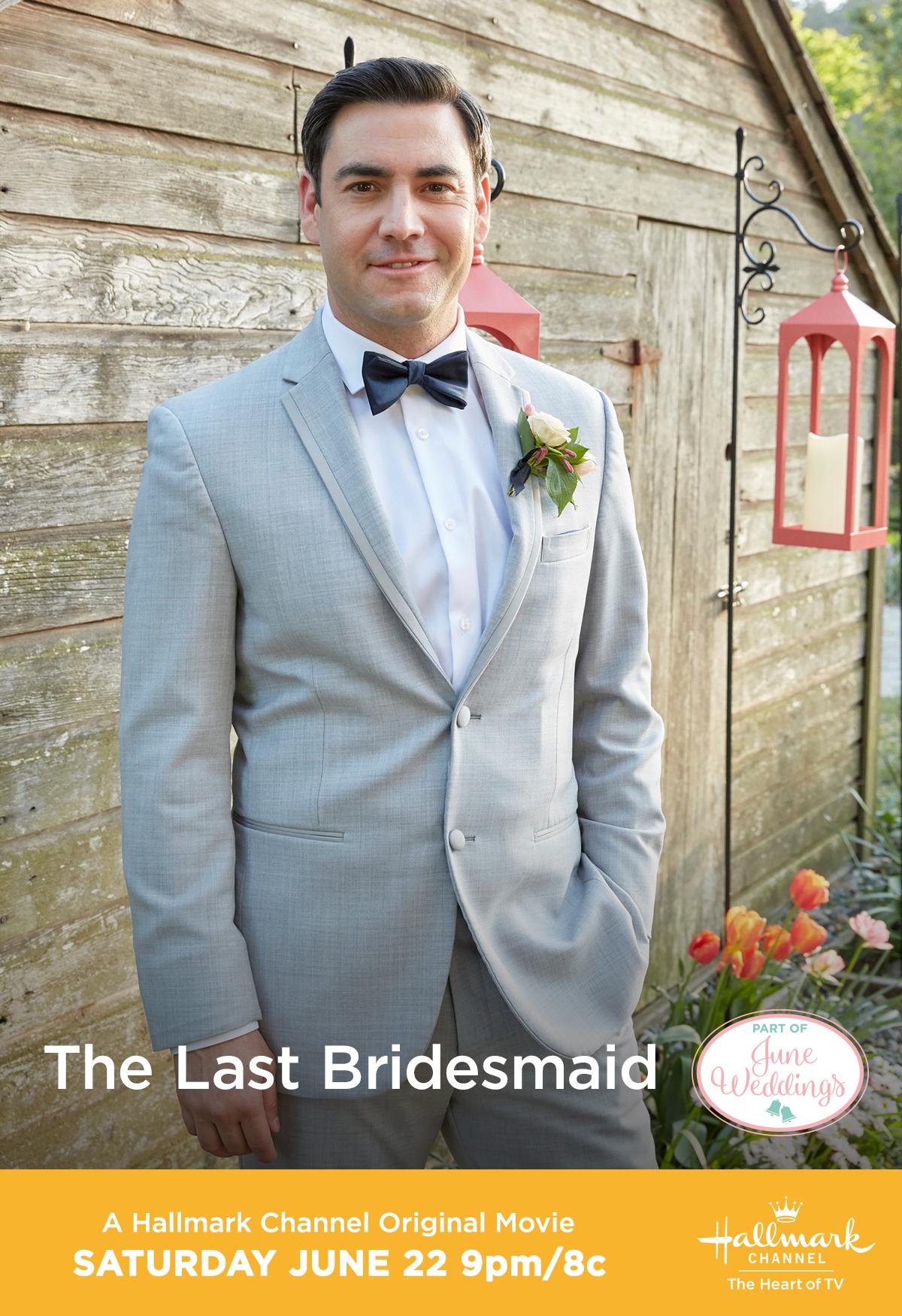 "Does ""The Last Bridesmaid"" choose the best man, Aidan"