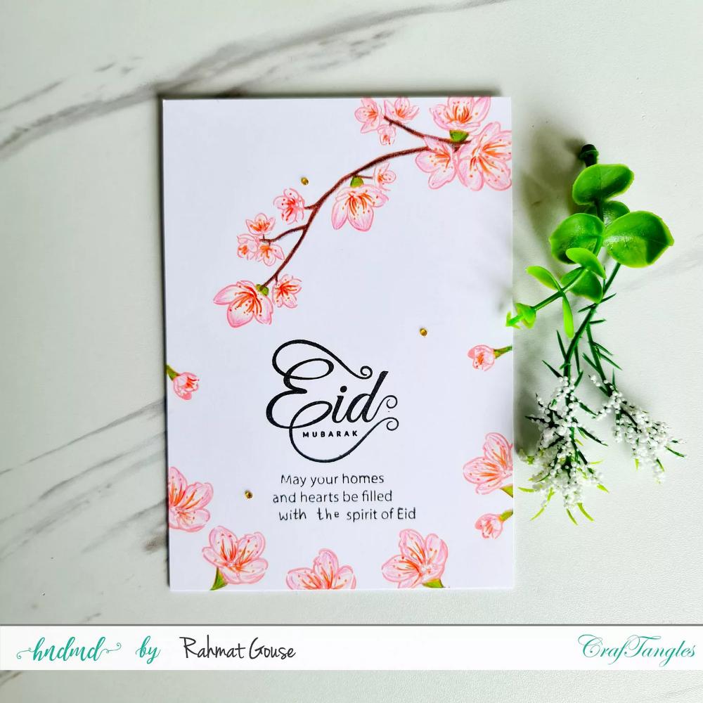 floral eid cards 2 in 2020  eid cards eid mubarak