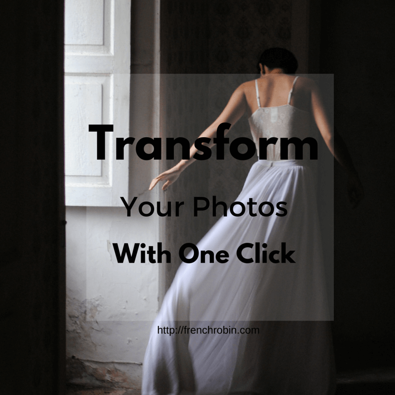 Transform Your Photos From Ok To Stunning With One Click