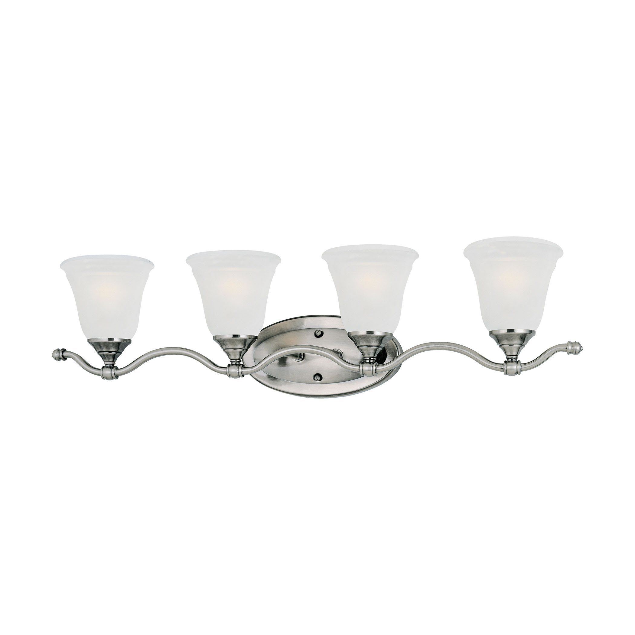 Thomas Lighting SL760441 Harmony Collection Satin Pewter Finish Traditional Wall Sconce
