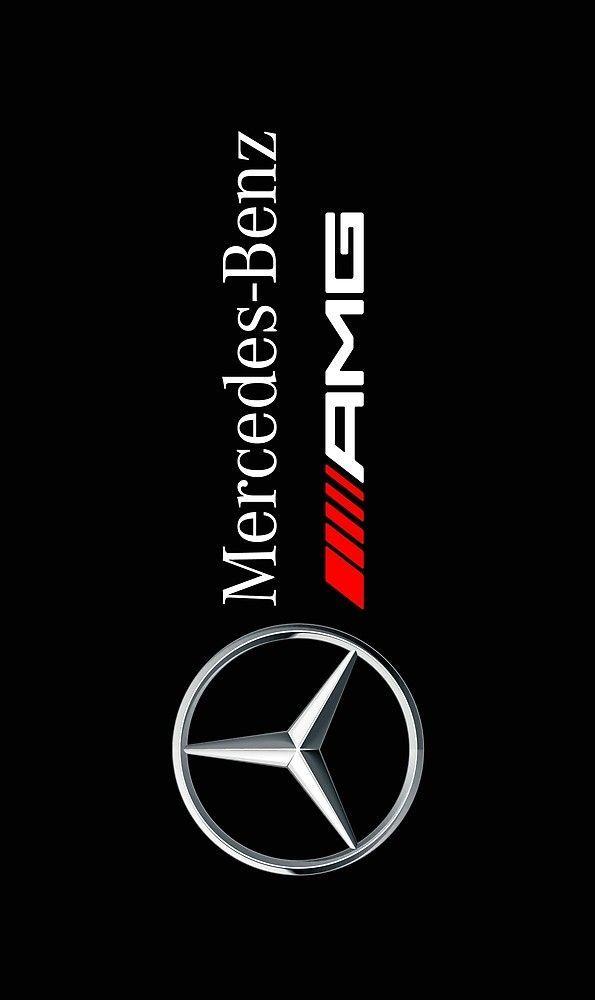 Amg Racing Von Nanafeva Redbubble Amg Logo Amg Logo Mercedes