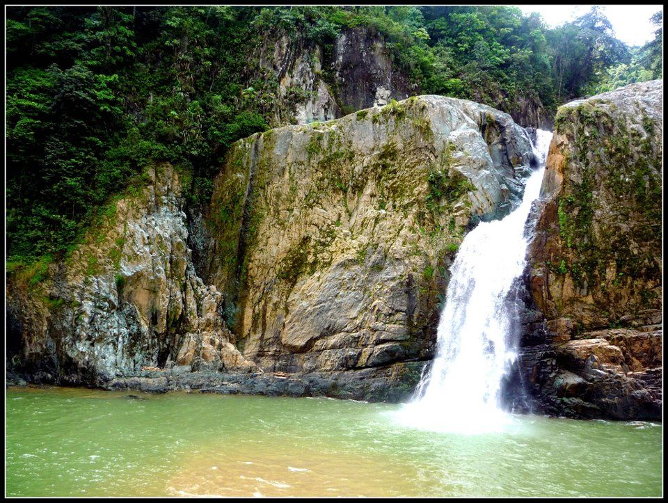 Salto de Jimenoa II, Jarabacoa, R.D.