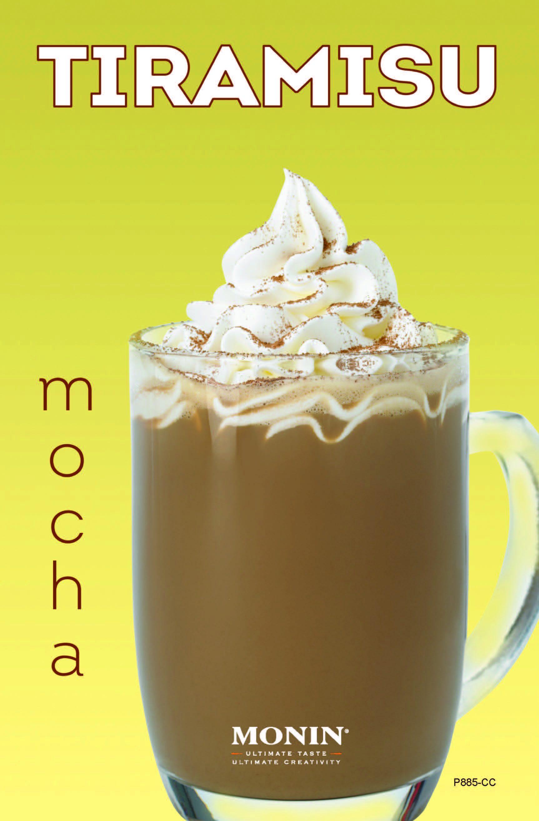 Make It With Monin Sugar Free Flavorings For A Low Calorie Treat See Recipe At Www Monin Com Mocha Recipe Sugar Free Recipes