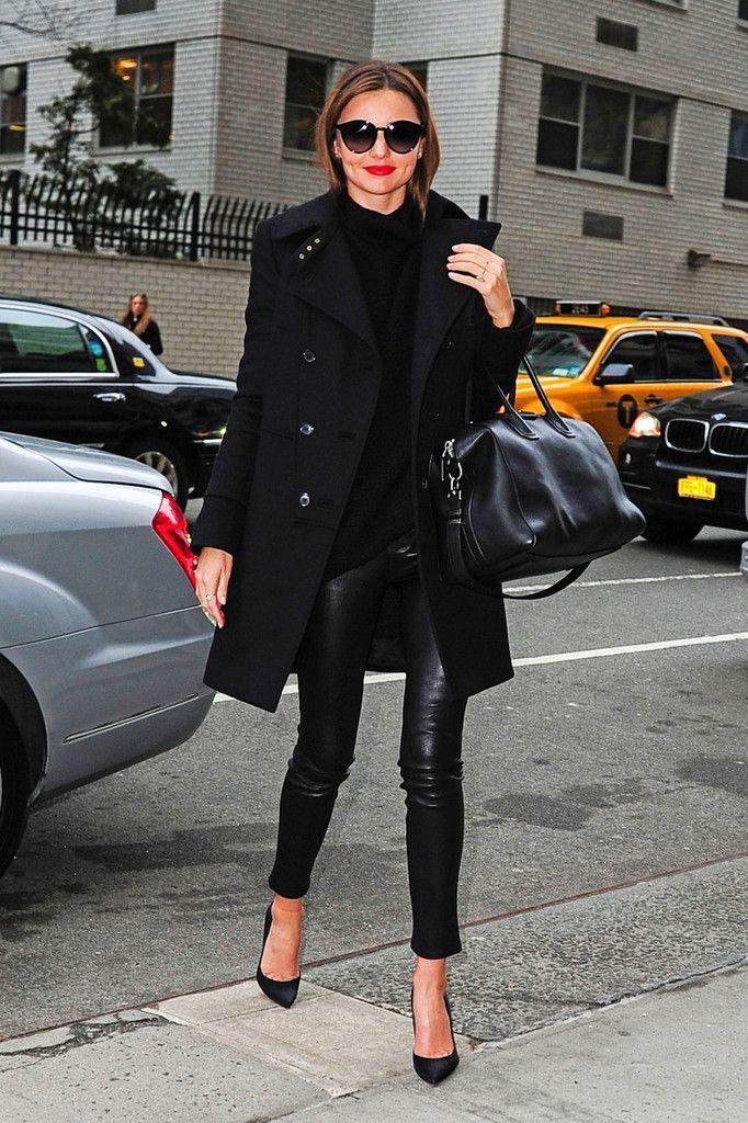 Miranda Kerr Wool Coat | Stile di moda, Moda di strada e Moda