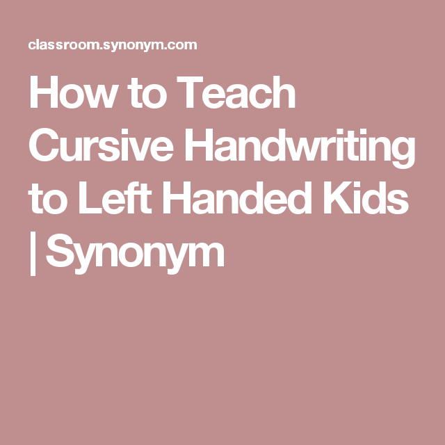 left handed synonym