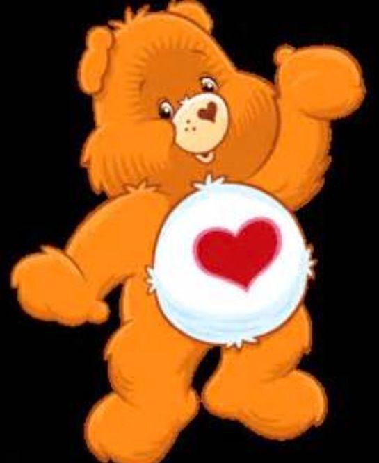 Tenderheart Bear Care Bears Bear Pictures Care Bear Tattoos Bear Character