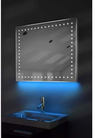 Home Illuminated Mirrors Home Decor Mirrors Mirror