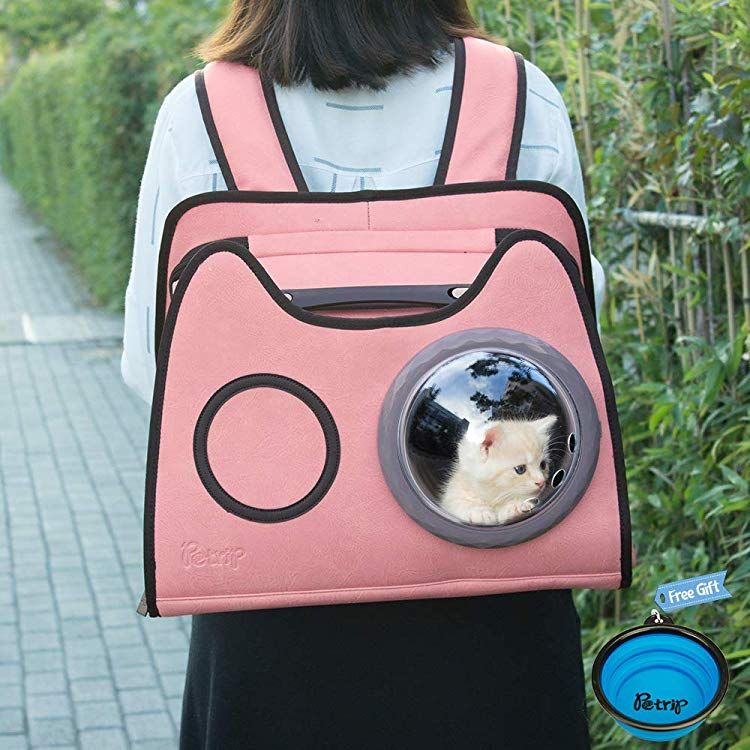 FoundItOnAmazon Pet backpack carrier, Pet carriers, Dog