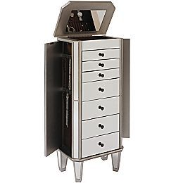 jcpenney | Mirrored Jewelry Armoire | Jewelry armoire ikea ...