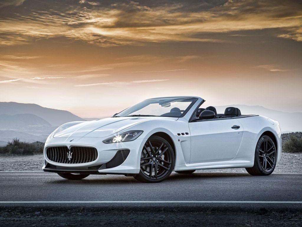 Maserati GranCabrio MC Stradale Maserati granturismo