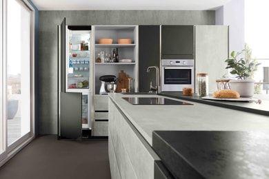 Un Mariage Ose Pour Une Cuisine De Caractere Meuble De Cuisine Ikea Idees De Cuisine Moderne Plan De Travail