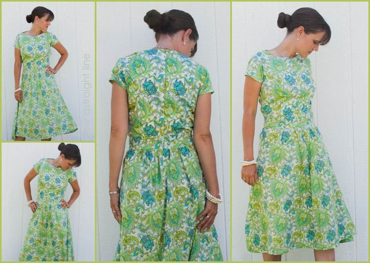 171 best Free Women's Dress Patterns images on Pinterest