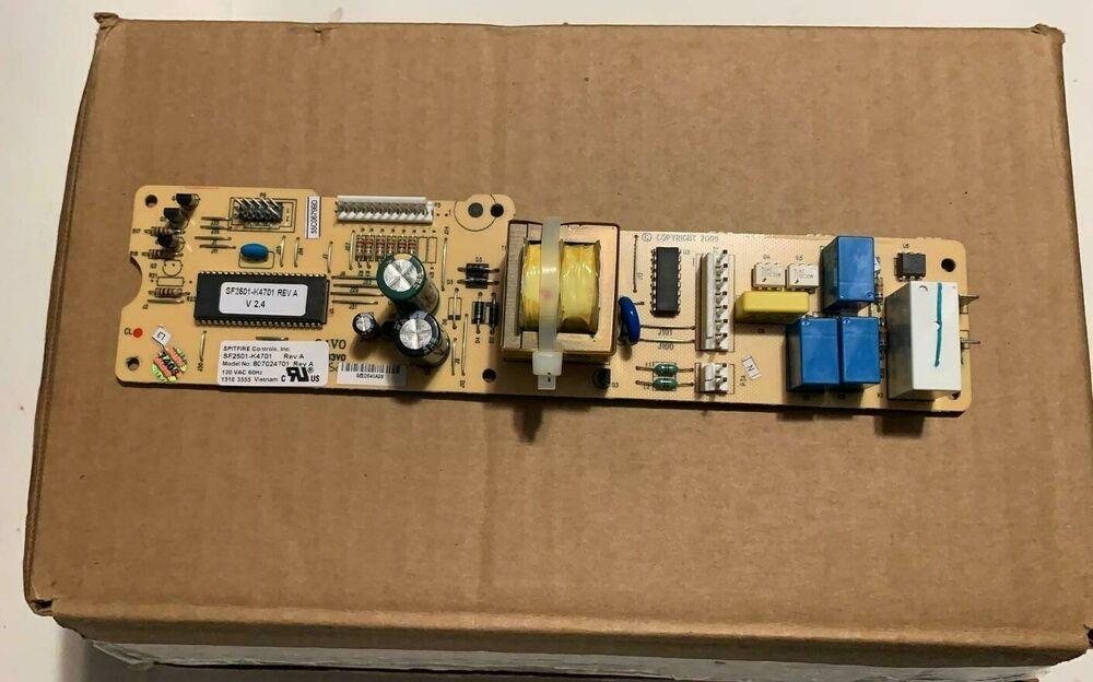 Ebay Sponsored Electrolux Control Board Part Number 807024701 Frigidaire Dishwasher Electrolux Ebay