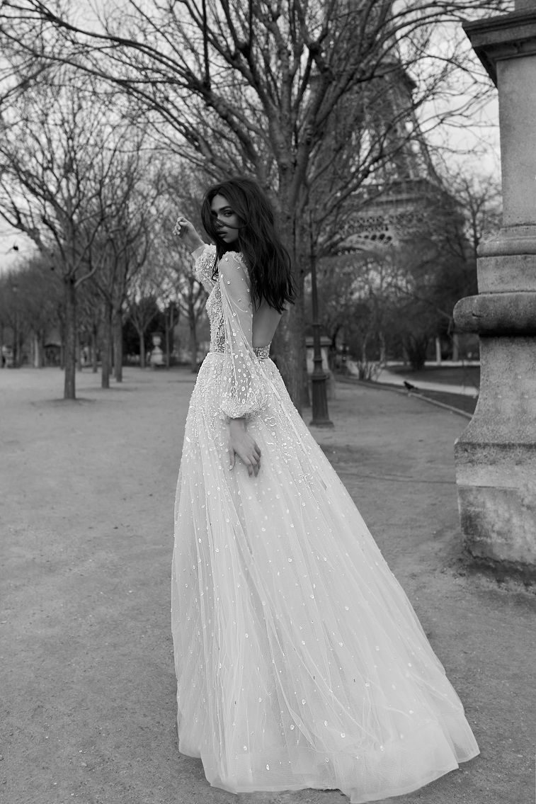 Julie Vino 2019 Wedding Dresses – Paris Collection