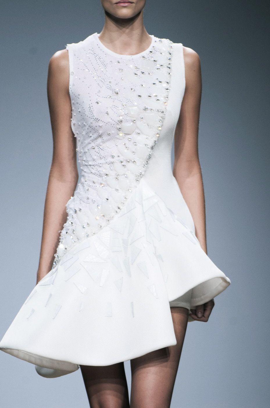 On Aura Tout Vu Couture Spring Summer 2014 | PFW