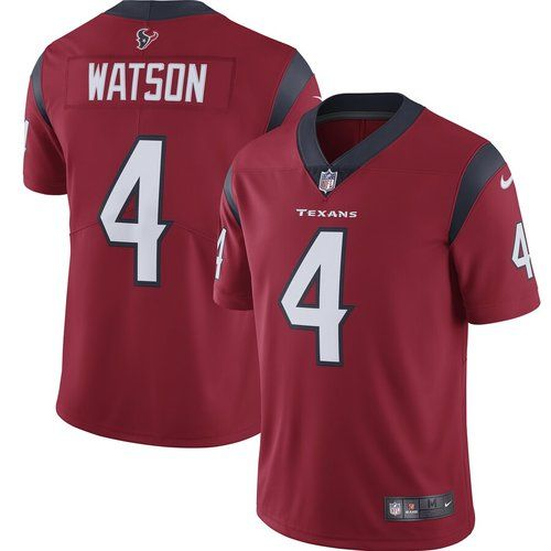 9423b3f659d Texans Add Logo on the Backs of Jerseys