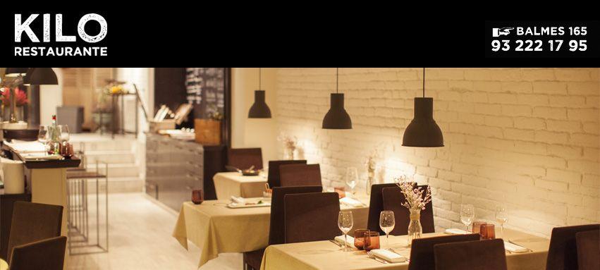 Kilo Resaurante http://www.kilorestaurante.com