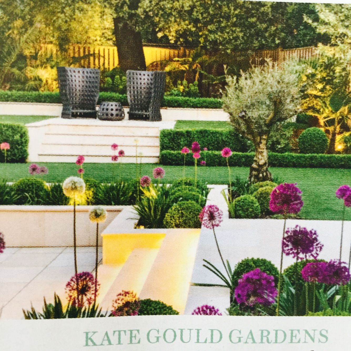 Kate Gould Gardens - from House & Garden June 2016 | Arboretums ...