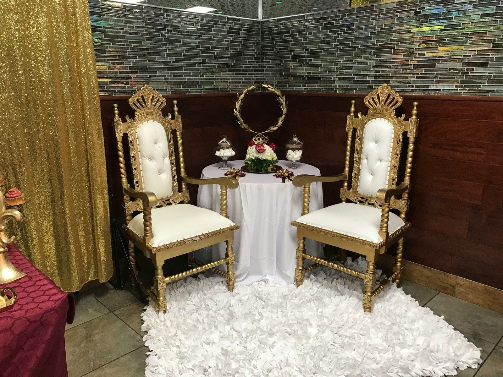 crown chairs rentals