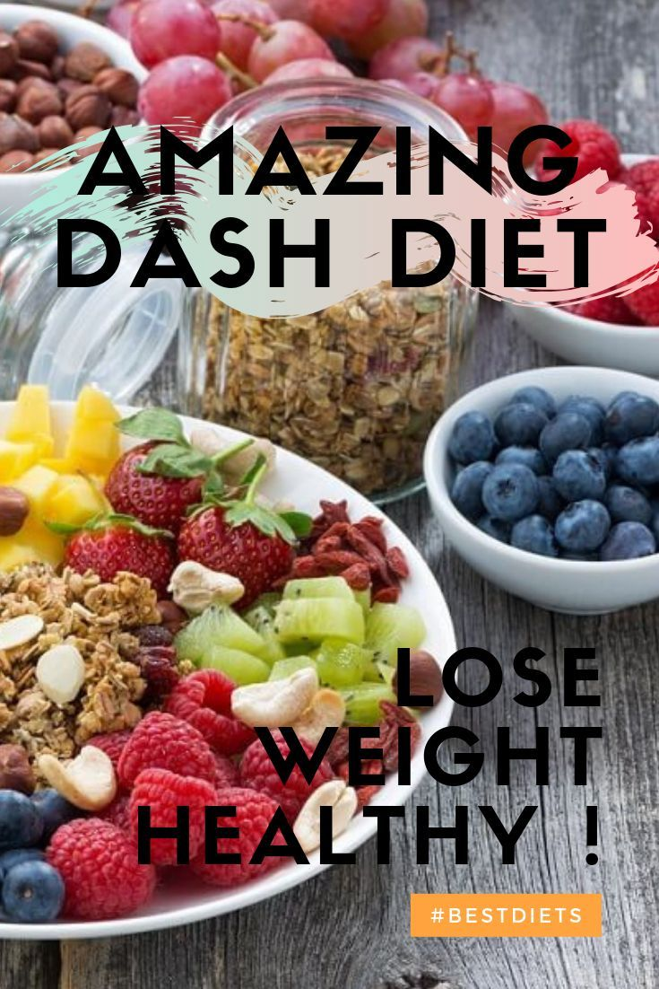 Photo of The Amazing Dash Diet Plan! You can lose 10 pounds in a week with The Dash Diet …