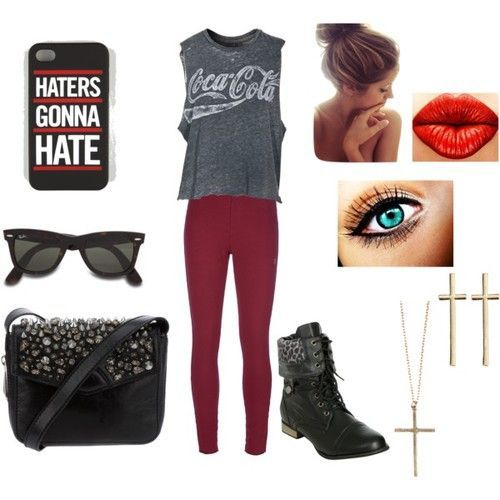 Hipster Outfit - Polyvore