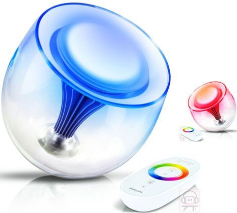 Led Living Color Lamp Led Color Changing Led