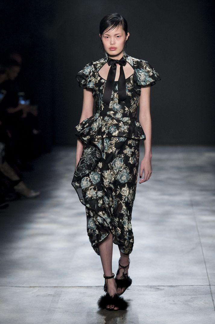 New York Fashion Week Otoño-Invieno 2017/18: Marchesa