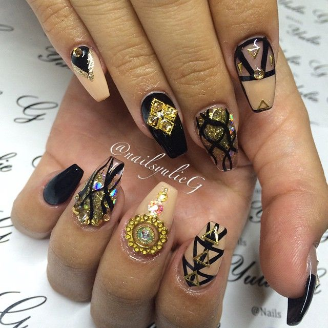 Photo taken by @nailsyulieg on Instagram, pinned via the InstaPin iOS App! (10/21/2014)