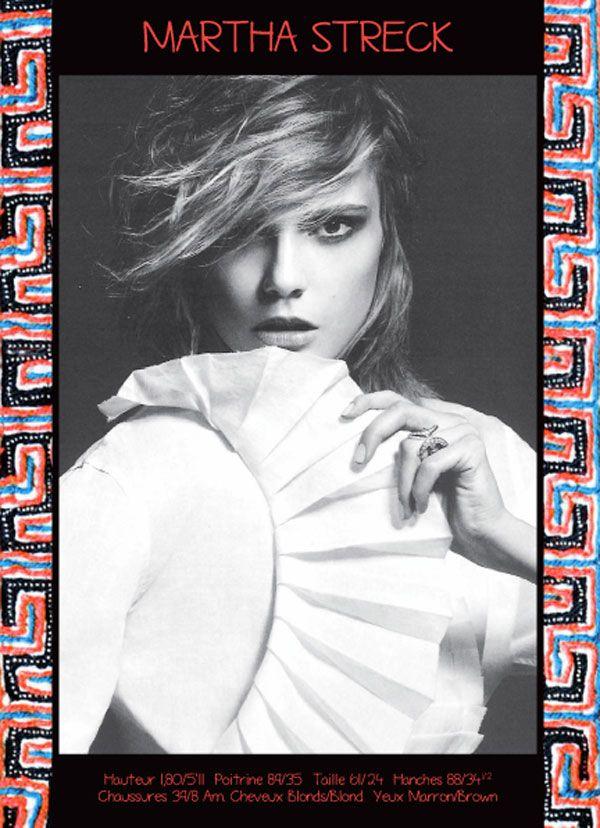 Martha Streck (IMG Paris)