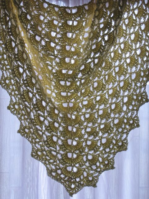 Ravelry: Mother of the Bride Shawl pattern by Lion Brand Yarn ...