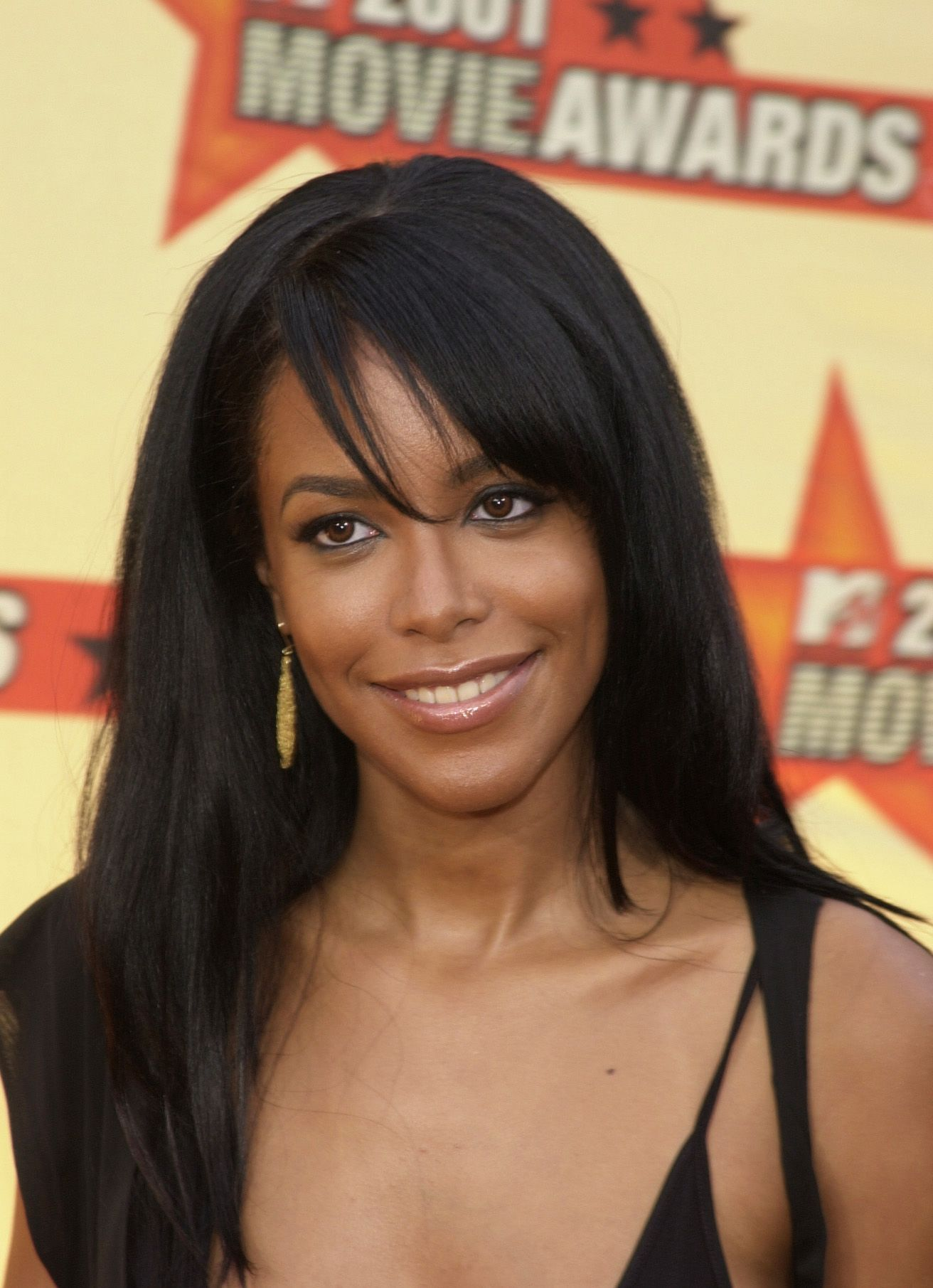Aaliyah hairstyles female celebrity