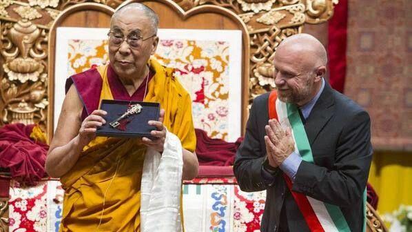 Commerciale, Comunicazione, Consapevolezza: Dalai Lama Italia 2014