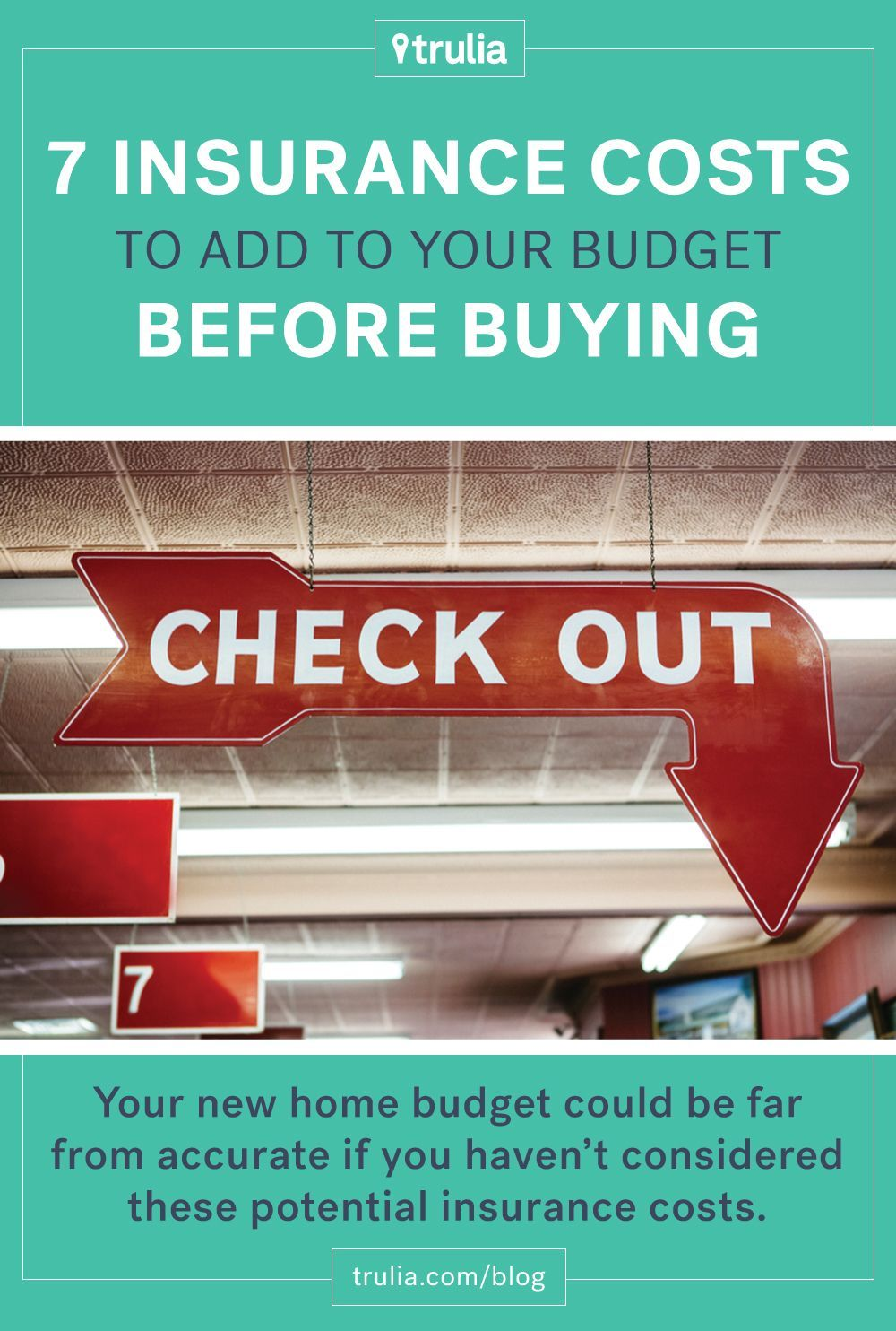 Add these 7 insurance costs to your budget before buying