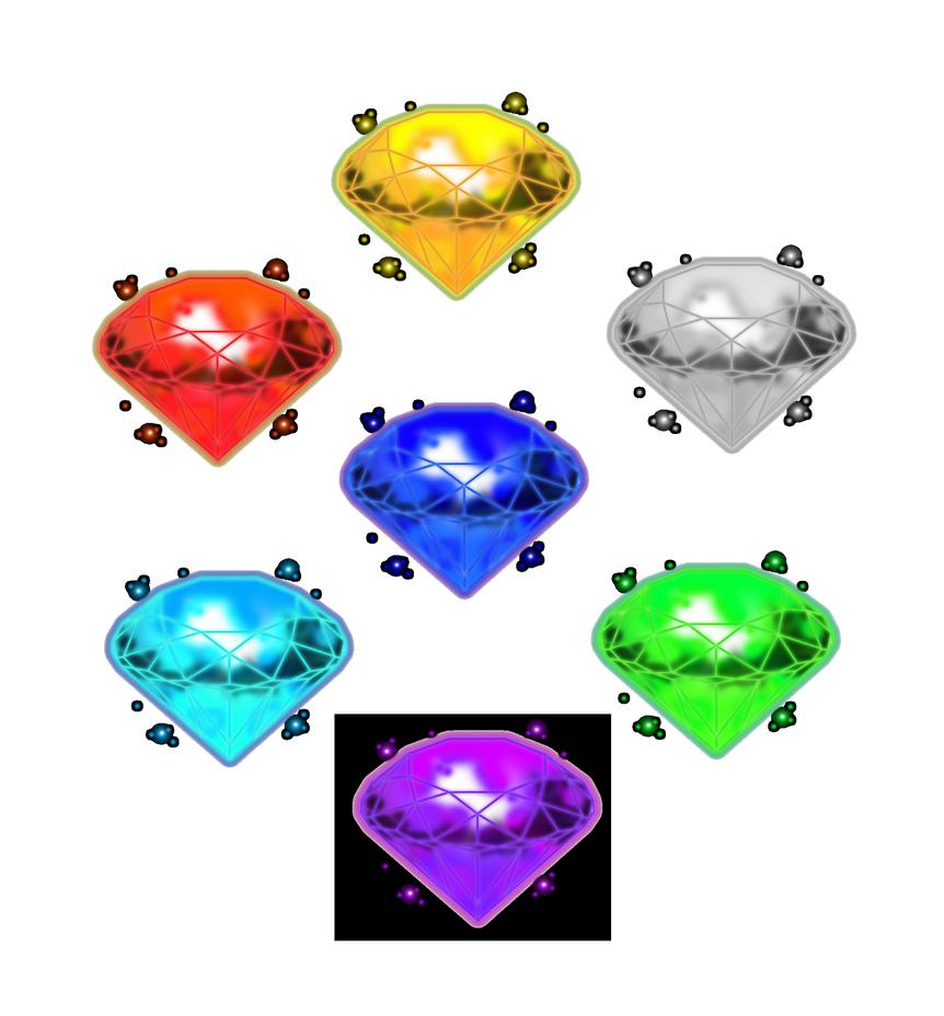 Chaos Emerald Light Blue By Venjix5 On Deviantart Chaos Emeralds Chaos Sonic Art